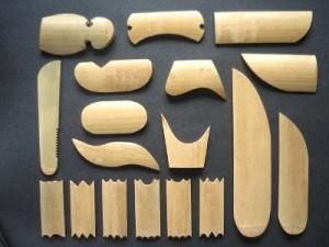 Bamboo ribs