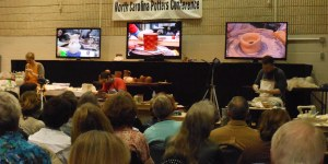 NC Pottery Conference - demonstrations